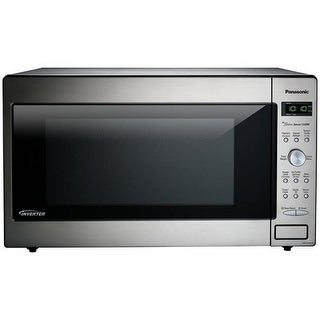 Panasonic NN-SD945S 2.2 Cu. Ft. Built-In/Countertop Microwave Oven