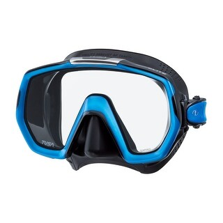 Tusa Freedom Elite Scuba Diving Mask, M-1003