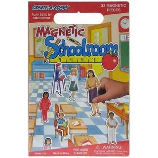 Patch Products 7122 Create-A-Scene - Schoolroom