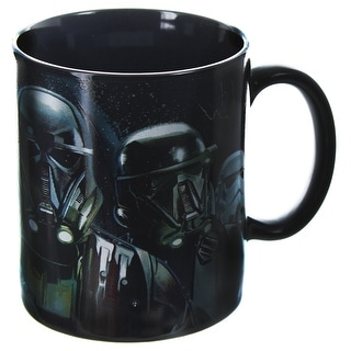 Star Wars Rogue One Death Trooper Coffee Mug