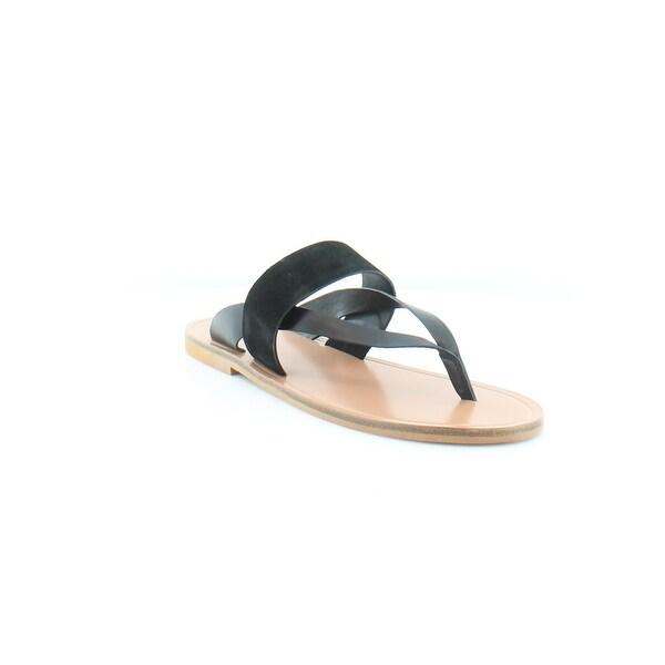 Vince Tess Women's Sandals & Flip Flops Black