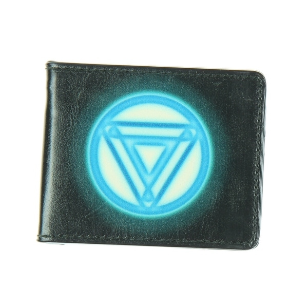 Marvel Iron Man Bi-Fold Wallet - One Size Fits most