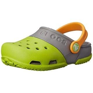 Crocs Electro II Colorblock Clogs