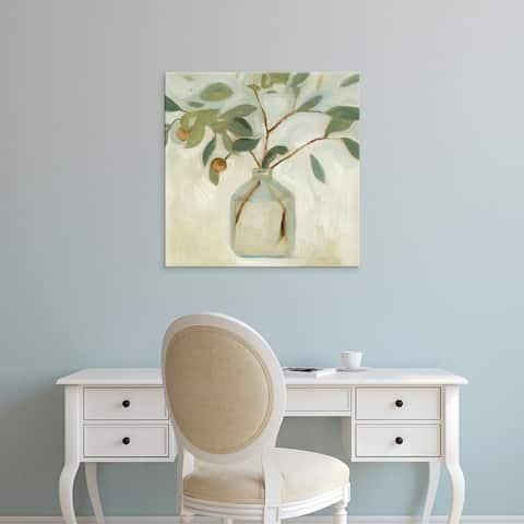 Easy Art Prints Emma Scarvey's 'Neutral Arrangement I' Premium Canvas Art
