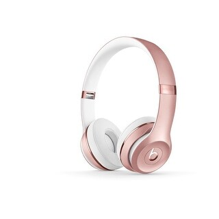 Beats by Dr. Dre - Solo3 Wireless On-Ear Headphones - Rose Gold