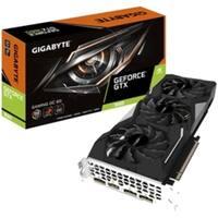 Gigabyte Video Card GV-N1660GAMING OC-6GD GTX1660 GAMING OC 6G GDDR5 192B HDMI/3xDP Retail
