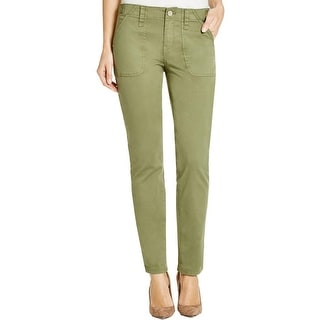 Sanctuary Womens Traveler Casual Pants Twill Relaxed