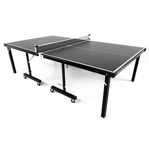 STIGA InstaPlay Table Tennis Table / T8288 - Black