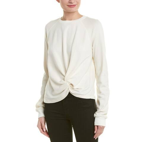 Monrow Twisted Sweatshirt