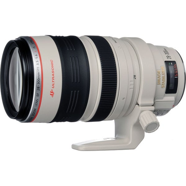 Canon EF 28-300mm f/3.5-5.6L IS USM Lens (International Model)