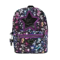 Tokidoki Galactic Dreams Star Window Backpack - One Size Fits Most