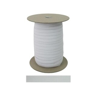 "Pellon Knit Elastic 3/8""x 144yd White"