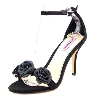Betsey Johnson Bromme   Open Toe Synthetic  Sandals