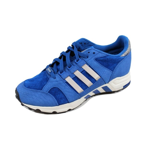 Adidas Men's Equipment Running Cushion Royal Blue/Metallic Silver S79124