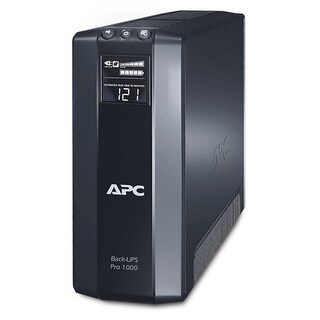 Schneider Electric CV1224B APC BR1000G Back-UPS Pro 1000 Uninterruptible Power Supply