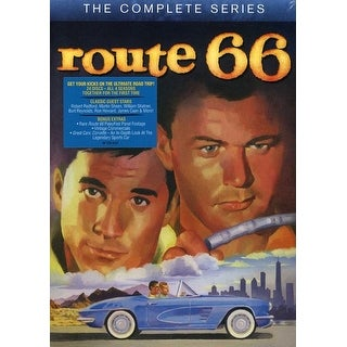 Route 66 - Route 66: Complete Series [DVD]