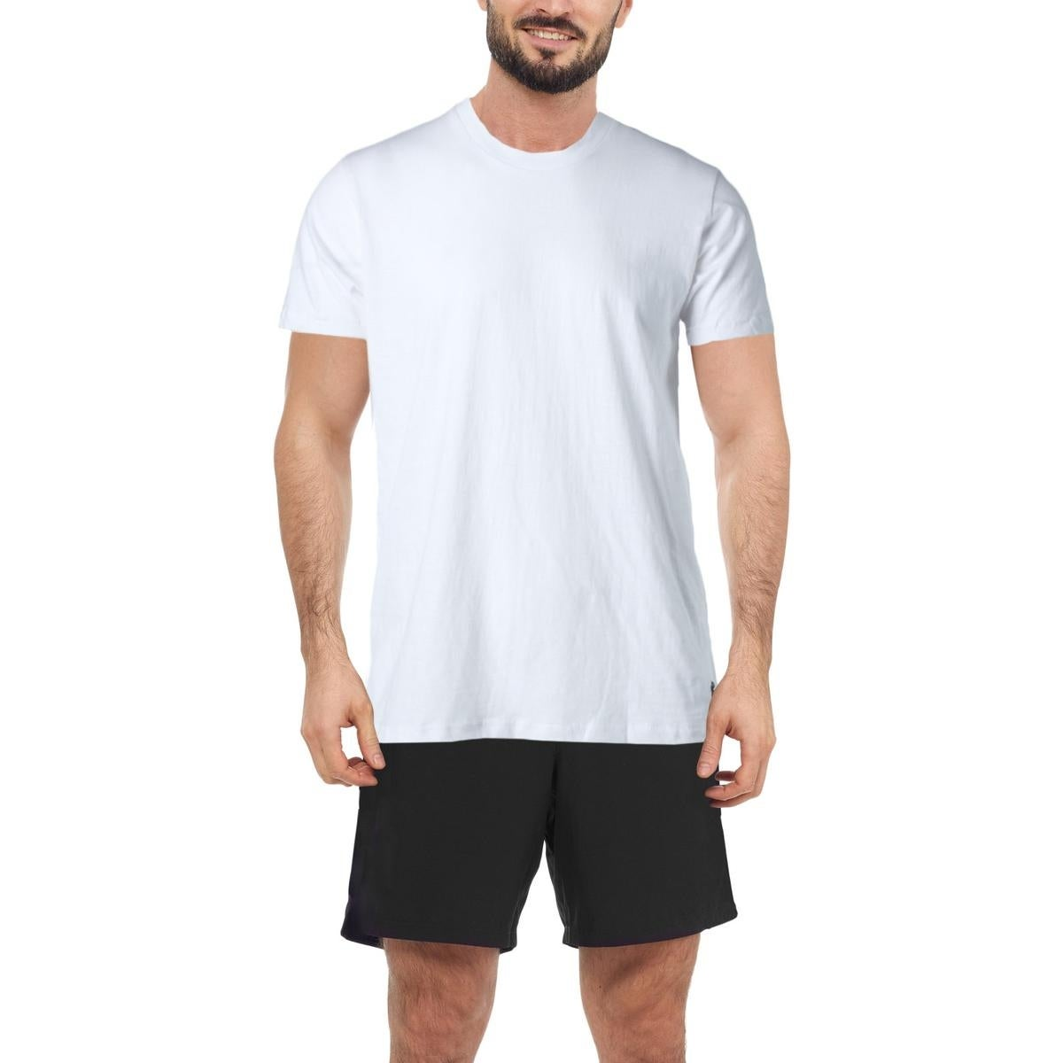 Rocawear Mens Short Sleeve Crew Neck