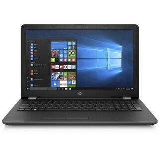 "Refurbished - HP 15-BW010NR 15.6"" Laptop AMD E2-9000E 1.5GHz 4GB 500GB Windows 10"