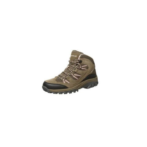 Bearpaw Outdoor Boots Womens Tallac Cow Suede Lace Natural