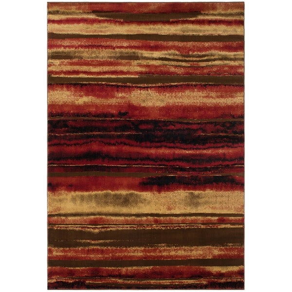 Lodge King Sierra Ridge Rustic Contemporary Area Rug. Opens flyout.