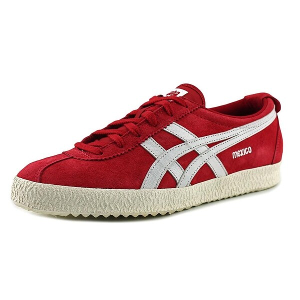 Onitsuka Tiger by Asics Mexico Delegation Men Red/White Sneakers Shoes