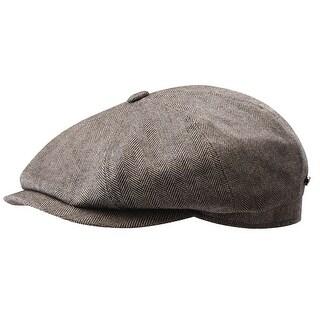 Stetson Hatteras Cashmere Silk Blend Newsboy Hat Cap