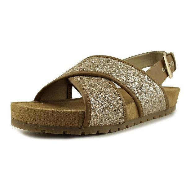 Aerosoles Competition Women Taupe Combination Sandals