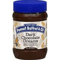 Peanut Butter & Co - Dark Chocolate Peanut Butter ( 6 - 16 oz jars)
