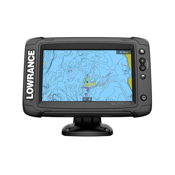 Lowrance 000-14629-001 Elite-7 Ti2?US Inland with Wireless Networking. Opens flyout.