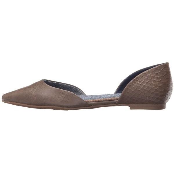 Shop Dr. Scholl's Womens Flats Svetlana Pointed Toe Slide Flats Womens - On Sale - - 17214338 f55ecf