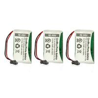 Replacement Battery for Uniden BT-1008 Model (3 Pack)