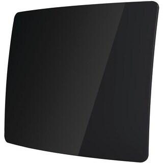 HDTV Digital Flat Indoor Antenna, Black