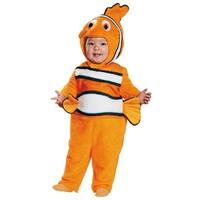 Morris Costumes DG85628W Nemo Prestige Infant Costume, Size 12-18