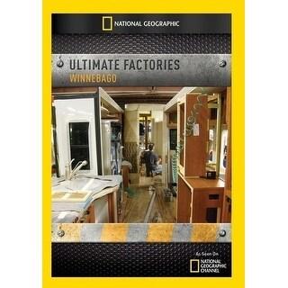 Ultimate Factories: Winnebago [DVD]