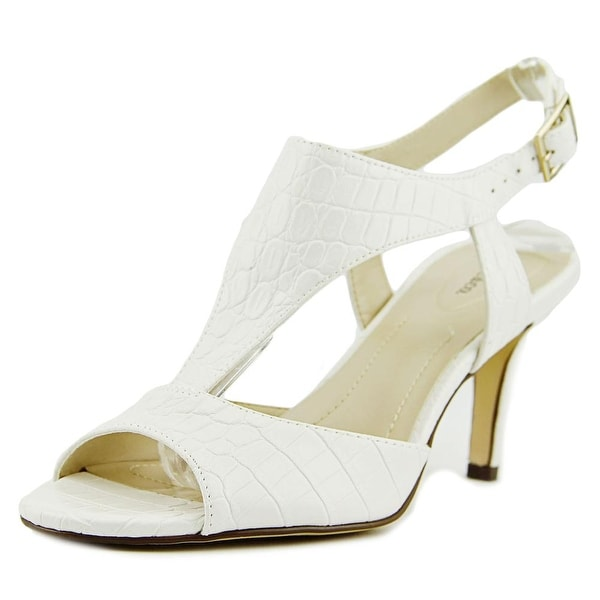 Style & Co Saharii Women White Sandals