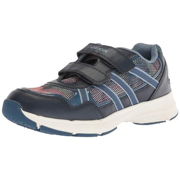 104780e658 Shop Kids Geox Girls Hoshiko Low Top Walking Shoes - 6.5 M US Big ...