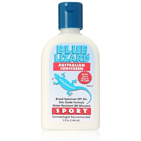 Blue Lizard Australian Sunscreen SPF 30+ Sport 5 oz