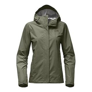 The North Face Women's Venture 2 Jacket Deep Lichen Green Heather SZ: XXL