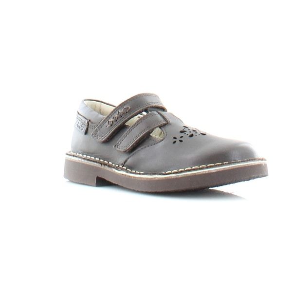 fd31b9e6662b Shop Clarks Star Beam T Girls Flats Brown - Free Shipping On Orders ...