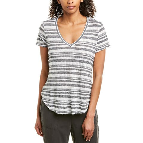 Bella Dahl Easy V-Neck Top
