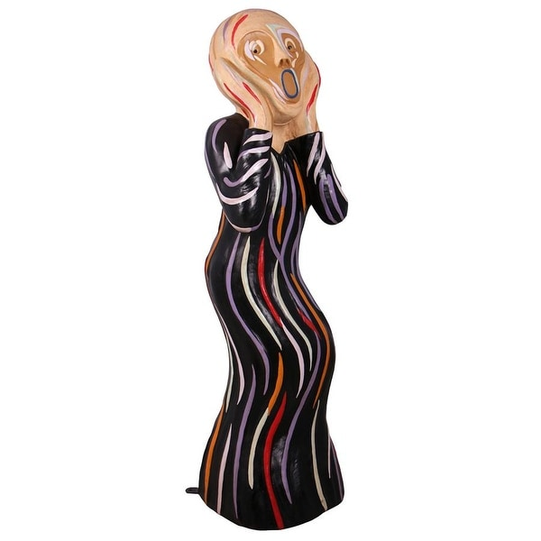 Design Toscano The Silent Scream Grande-Scale Statue
