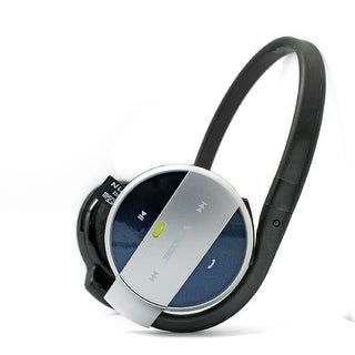 Nokia BH-501 Stereo Bluetooth Headset - Silver/Black