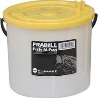 Frabill Fish-n-Fun Bucket 4.5qt