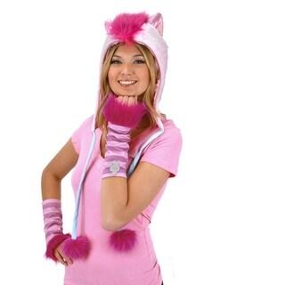 My Little Pony Pinkie Pie Costume Hoodie Hat - Pink