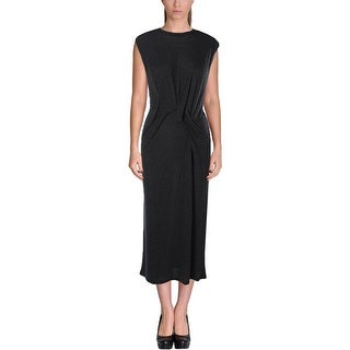 IRO Womens Maxi Dress Jersey Heathered - xs