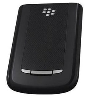 OEM BlackBerry Tour 9630, Bold 9650 Battery Door Cover - Black