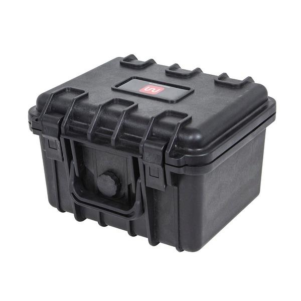 "Monoprice Weatherproof Hard Case with Customizable Foam, 10"" x 9"" x 7"""