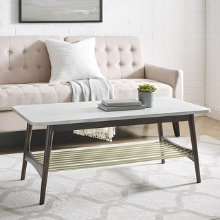 Link to Carson Carrington Tapered Leg Coffee Table Similar Items in Living Room Furniture