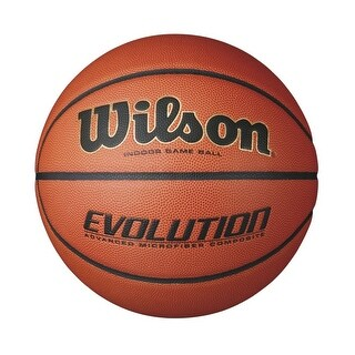 Wilson Evolution Intermediate Size Game Basketball - WTB0586