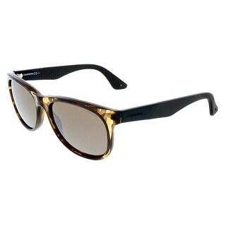 Carrera CA5010/S 8HA Camouflage Brown Wayfarer Sunglasses